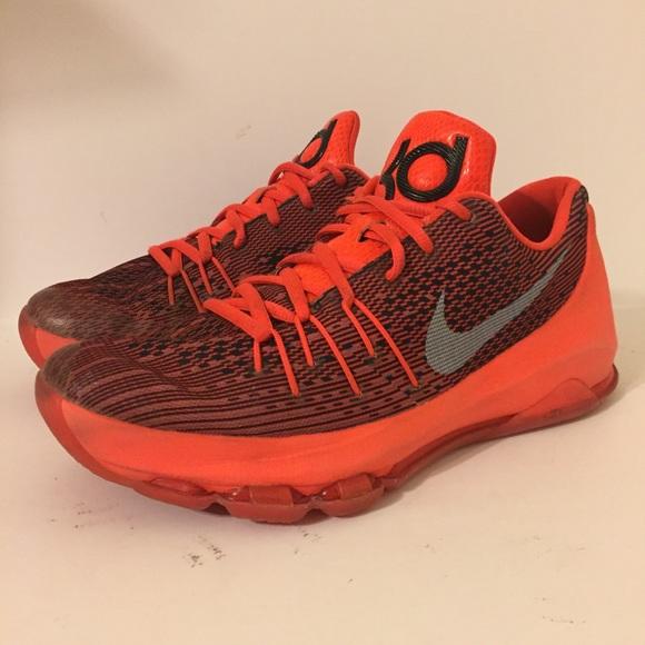 timeless design adf62 70112 Nike KD 8 Durant Crimson Red 6.5Y Womens 8. M 5a35e65761ca10360303354b
